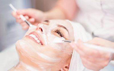 Trattamento viso Azulene pelle couperosica